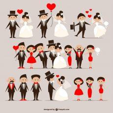 suknie ślubne, ślub w Warszawie