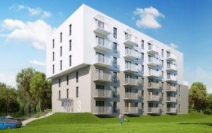 nowa inwestycja mieszkaniowa na Ruczaju
